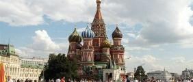 Kreml a Rudé náměstí